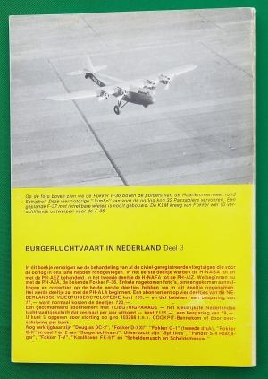 Burgerluchtvaart in Nederland, deel 3