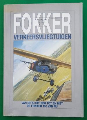 Fokker verkeersvliegtuigen