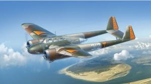 Bouwdoos Fokker G-1 Mercury 1/72