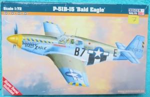 ´Bouwdoos P-51B-15 'Bald Eagle'