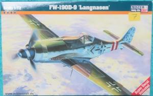 ´Bouwdoos FW-190D-9 'Langnasen'