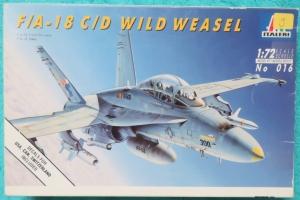 ´Bouwdoos F/A-18 C/D Wild Weasel