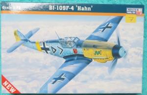 ´Bouwdoos Bf-109F-4 'Hahn'