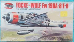 ´Bouwdoos FOCKE-WULF FW 190A-8/F-8