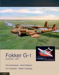 Fokker G-1 Part 1