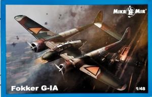 Bouwdoos Fokker G-1 Mercury 1/48