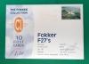 Ansichtkaarten Fokker F27's