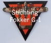 Badge Fokker G-1 Triangle
