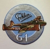 Badge Fokker G-1 Round