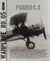 Warplane Part 05, Fokker C.X